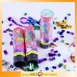 Карамболи Confetti безопасного воздуха Poppers партии Compressed для любой партии