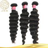 100% unverarbeitetes brasilianisches Haar-Extensions-Menschenhaar 100%