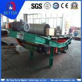 Aprovação ISO SÉRIE Btk Crossbelt Separador magnético para a planta de processamento de areia de ferro (BTK-6)