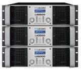 2*900W LCDの高品質の電力増幅器(LA2500)