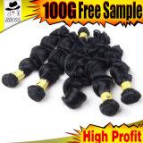 Волосы Fumi бразильских выдвижений волос ранга 8A