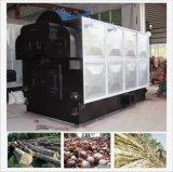 나무 또는 Bagasse/Coconut Shell 1t/H Packaged Steam Boiler