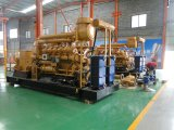600kw CHP Cogeneration Natural gas generator set export to of Russia