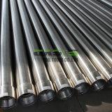 AustenitEdelstahl 316 Wasser-Quellfilter-Rohre mit API-Gewinde