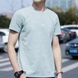 製造業者によってカスタマイズされる綿の単一の人のTシャツ