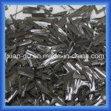 Fibra tajada material del carbón de la fricción