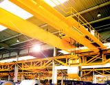 Lh 3~20トンの持ち上がる機械装置の電気二重ガードの天井クレーン