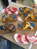 Детей сандалии запаса детей сандалии инвентаризации