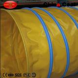 Dutos de ar da ventilação do PVC para a mineração