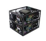 Machine de découpe laser 500W 600W 800W Deux phare au xénon YAG pulsés d'alimentation de la pompe
