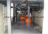 6 Gaatjes Automatische 0.2L -0.6L Pet Water Bottle Blowing Mold Machine met CE