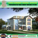 최신 직류 전기를 통한 강철 조립식 집 별장 Prefabricated 모듈 장비 집