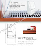 Refrigerador aberto do indicador do supermercado/tipo aberto refrigerador do indicador da bebida Ld3-2z (b)