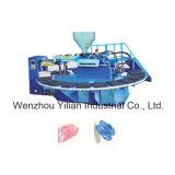 La Gelée de deux couleurs ou Crystal Chaussures Making Machine fabriquée en Chine