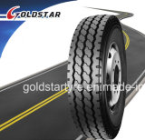 Pneumático radial de aço do caminhão do melhor preço de 180000 Kms e pneumático 12.00r24 da câmara de ar