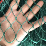 Knotlessまたは結ばれたプラスチック網のゴルフ方法の網のケージ