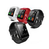 Più nuovo telefono Android astuto della vigilanza di Bluetooth con il pedometro (U8)