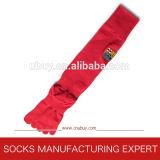 Katoenen van het Honkbal van vijf Tenen Sokken voor Mensen (ubuy-082)