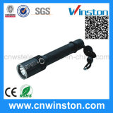 세륨을%s 가진 크리 말 LED Rechargeable Explosionproof Flashlight