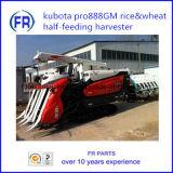 Рис Kubota PRO888GM высокого качества и жатка пшеницы Половин-Подавая