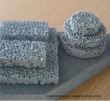 Filtro di ceramica dalla gomma piuma del carbonio del silicone per il pezzo fuso del metallo