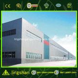 Acero de la luz de la estructura del edificio de diseño de la sala de la función prefabricados