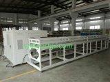 Máquina de la protuberancia del tubo del conducto eléctrico UPVC del enchufe de la cavidad de China cuatro/máquina de Belling/máquina del socket