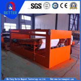 Сепаратор утюга ISO/Ce Approved Btpb 900X1200 плоско постоянный магнитный для силы/кварца/фельдшпата слюды