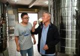 Nosotros Personalizar Brew de acero inoxidable Calentador de Agua/Brewmaster Cuchara/vino fermentador