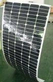 El panel solar semi flexible 150W del picovoltio para la Sistema Solar de la red