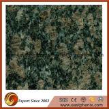 Импортированная зеленая плитка ливня гранита Marinace