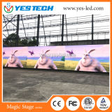 Mg7 P5.9屋外の電子広告のLED表示スクリーン