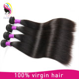 Оптовая торговля дешевые Virgin 8A бразильского естественного человеческого волоса Extensions