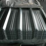 저가는 아연 Prepainted 금속 루핑 장/알류미늄으로 처리한 강철판을 주름을 잡았다