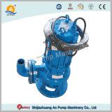 遠心電気非詰る圧力浸水許容の下水ポンプ