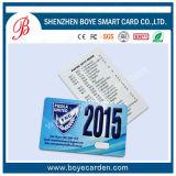 Belüftung-Karten-Drucken-PlastikVisitenkarte