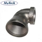 China Fabricação de Metal de fundição de precisão personalizado partes separadas de Aço Inoxidável