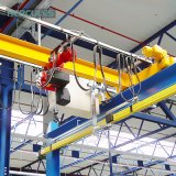 Мастерская мостовой кран Mobil 25 тонн надземный