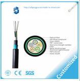 2-144 cavo ottico esterno della fibra di memoria GYTA53 con il prezzo di fabbrica