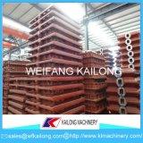Matériel malléable de fonderie de flacon de moulage de sable de flacons de bâti de fer de qualité