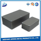 Metal personalizado do aço de liga da elevada precisão que carimba a parte com perfuração e solda