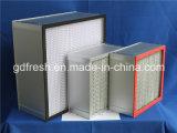 HEPA Kassetten-Filter für industrielles Gerät und Maschinen