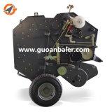 Heißer Verkaufs-Hersteller-runde Ballenpresse für das Gehen hinter Traktor-Gebrauch