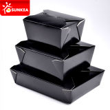 #1 #2 #3 #4 #8 бумажное Take вне Food Box Container