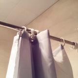 Tenda 100% di acquazzone del poliestere del reticolo di disegno del programma nuova per la stanza da bagno
