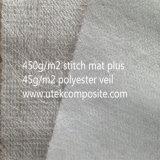 Стеклоткань сшила подпертую циновкой стеклоткань полиэфира для Pultrusion