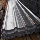 熱い浸された冷間圧延された建築構造は金属の屋根Prepainted電流を通された鋼板を波形を付けた