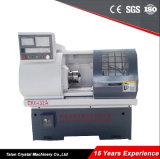 Автоматическая высокой точностью настольный токарный станок с ЧПУ (CK6432A)