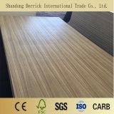 1,7 mm de contrachapado de madera de teca Natual Álamos Core a la India