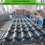 Vitrage ASA en plastique PVC Tuile de ligne de production de l'extrudeuse 1040mm